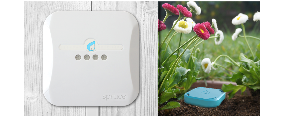 Spruce Controller and Sensor